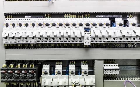 Assemblage elektrische kasten